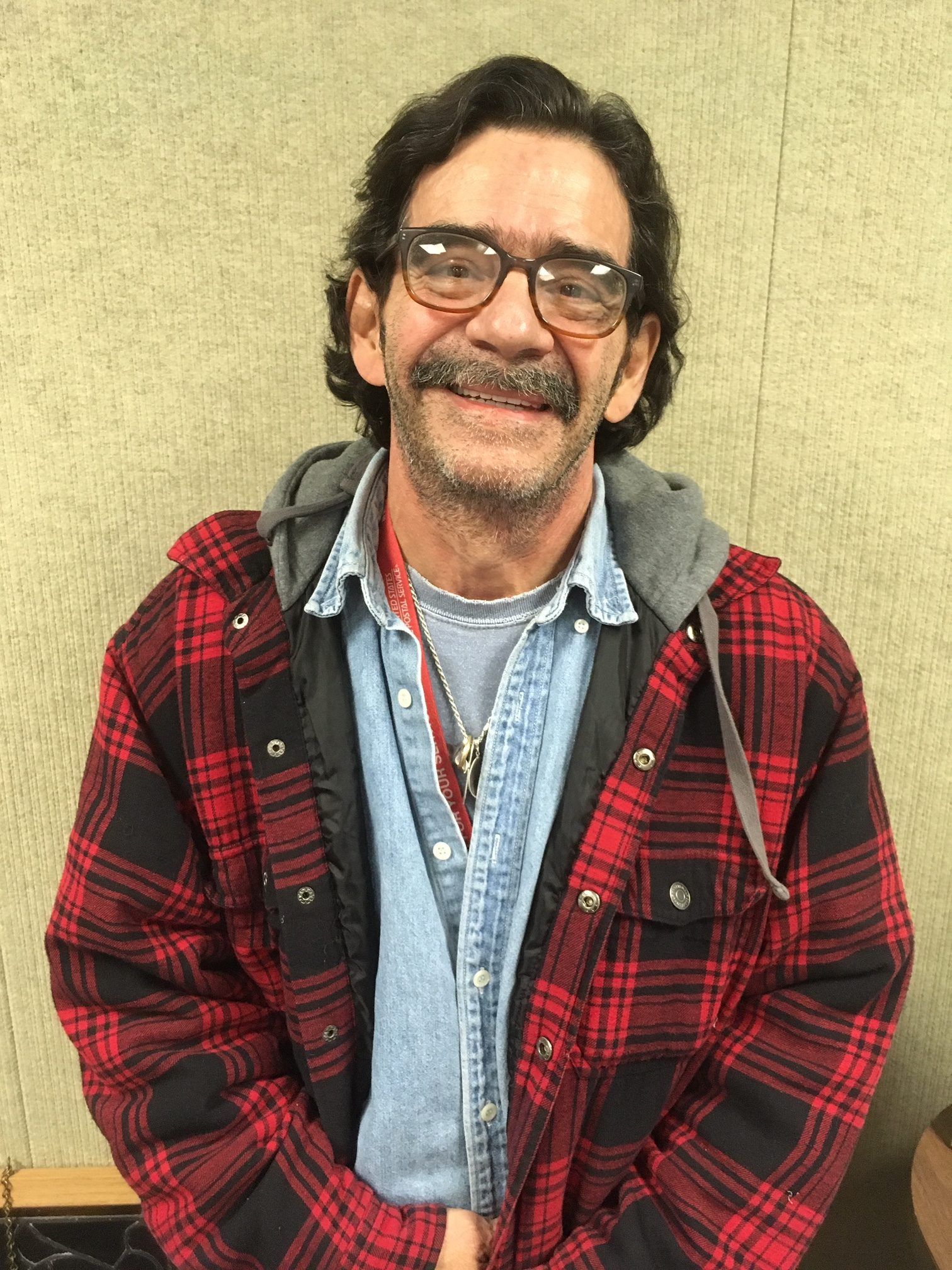 Pete Esquivel, maintenance manager